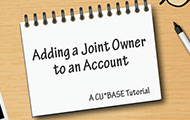 Adding a Joint Owner to an Account