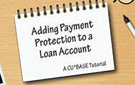Adding Payment Protection to a Loan Account