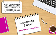Loan Quoter Extras