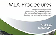 MLA Procedures