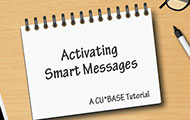 Activating Smart Messages