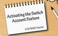 Activating the Switch Account Feature