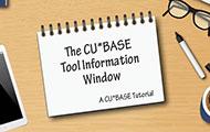 The CU*BASE Tool Information Window