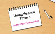 Using Search Filters